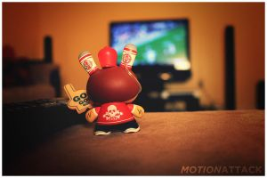 Dunny Game Time by motion-attack