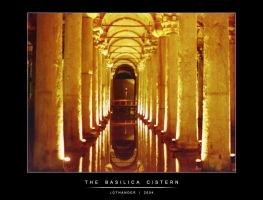 The Basilica Cistern by Lothander