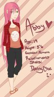 Abby by Squidchi