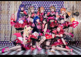 LoveLive Cosplay 05 by eefai