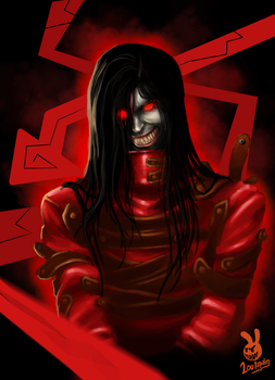 Realistic Alucard by loulapain