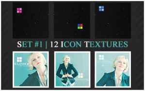 Icon Texture - Set 1 by xVanillaSky