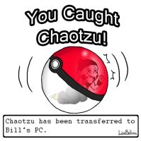 DBZ Abridged: You Caught Chaotzu by jewelschan