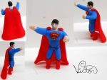 The Man of Steel by VictorCustomizer