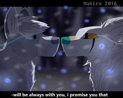 .:Forever with you:. by Makieu
