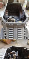 Custom paint and made T-251 WIP by foley1310