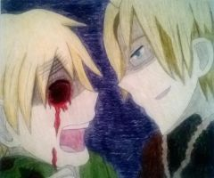 The Witch's House / Hetalia Cross Over by Supernaturally