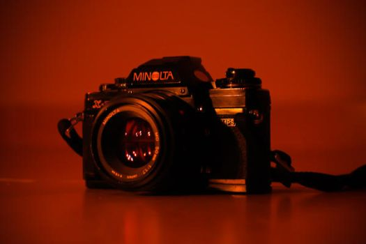 Minolta X 700 by crazthonfry
