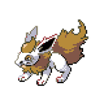 (Stage 1) Haunterrier, The Ghost Dog Pokemon by Kavemaan