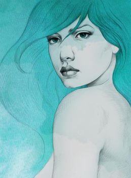 Turquoise by diegoidef