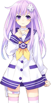 Nepgear Tsundere Variant 3 by Prinny--Overlord