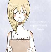 Namine by TheDeepSeaGirl
