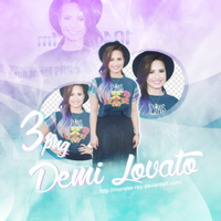 Demi Lovato (24) Png Pack by Monster-Rey