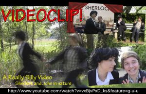 VIDEOCLIP - A Really Silly Video_Sherlock and John by XxGogetaCatxX