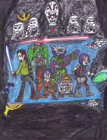 Star Wars Rebels by SonicClone