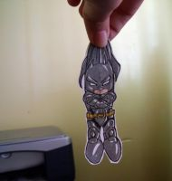 Paper Child: Chibi Batman by Devain
