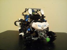 Project Engine Block MOC Wheel-Well by Taranuka