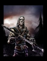The Butcher by HallHammer