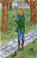 Walk in the park by Beenz0