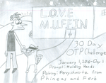 January OTP Challenge: Day 1 by DeviantGirl2014