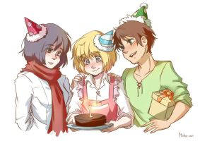 03.11.2013 - Happy Birthday, Armin! by Mioko-san