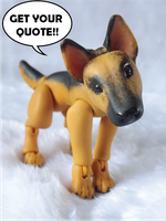 GET YOUR QUOTE! by vonBorowsky