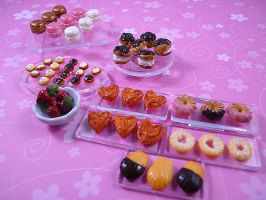 Assembly of French-Sweets by nyann