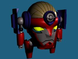 Lagann 01 by g2mdluffy