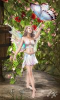 Fairy Rosena by Maryneim
