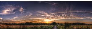 St. Andrews Sky by Dr-Koesters