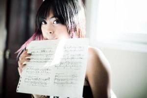 My music Recipe by kuniophoto