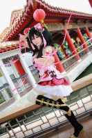 Love Live! - Nico-nii's Chinese Restaurant Nico by Xeno-Photography