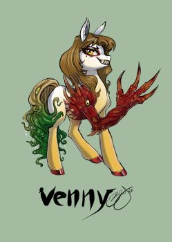 Venny - Colored by OpalAcorn