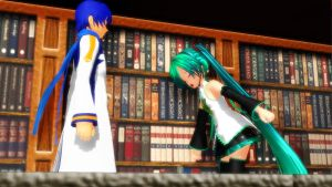 MMD The World God Only Knows Motion Data Download by Sucaloid321