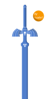 Master Sword by Dosiguales