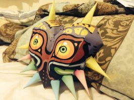 Majora's Mask by White-Dream-Drop