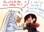 [RWBY] Sorry for my ears... by Reef1600