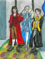 GoF: The Triwizard Champions 2 by Saphari
