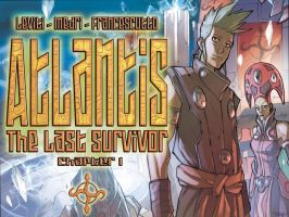Atlantis - The Last Survivor on KICKSTARTER now by DenisM79