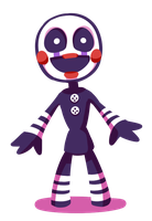 Baby puppet! by Guuchama