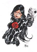 Baroness by Fred Benes by Ed-Benes-Studio