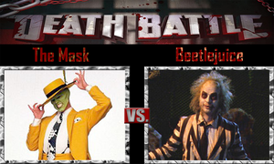 The Mask vs Beetlejuice by SonicPal