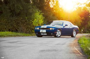 Dodge Challenger R/T by diddylux