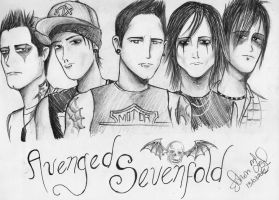 Avenged Sevenfold by johs19