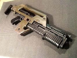 M41A Pulse Rifle by Matsucorp