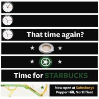 Starbucks Web Banner by KBooth2