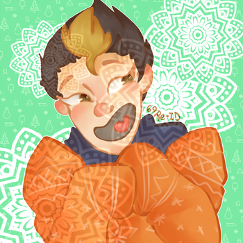 Christmas Noya by 69Re-ID