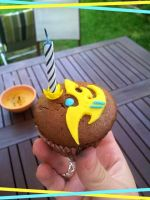 Protoss Cake by Bloody-Idea