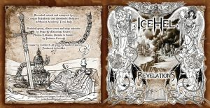 Revelation IceHel CD cover by Betta-Fly