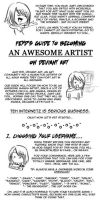 how to be an awesome artist by oh-odree